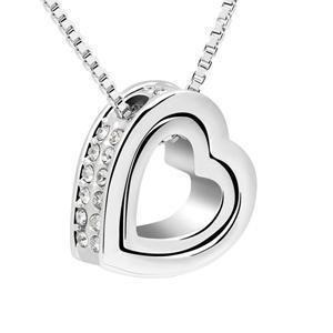 MODYLE Heart Necklaces