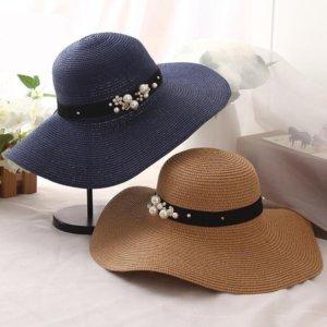 Large Floppy Brimmed Summer Sun Hats