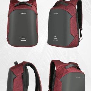 BAIBU Anti-Theft Breathable Laptop Bags
