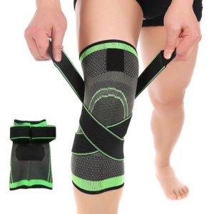3D Adjustable Knee Brace for Joint Pain