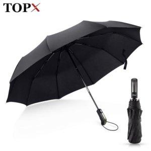 Luxury Big Windproof Parasol Umbrellas