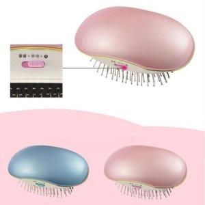 Portable Electric Ionic Hairbrush