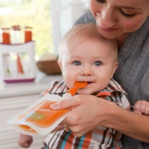 Baby Food Squeezed Station