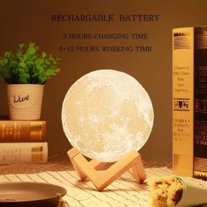 Beautiful Moon Lamp