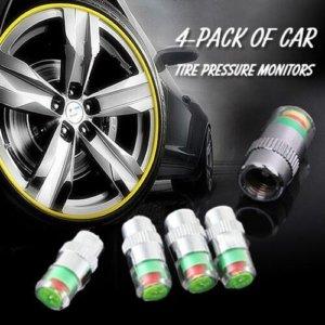 Car Auto Tire Pressure Monitor