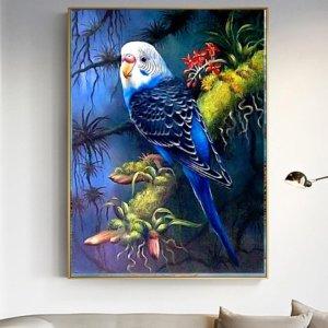 parrots 5D Diamond Painting
