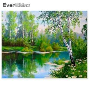 Landscape Beaded Art Diamond Painting