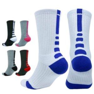 High Quality Men's Elite Basketball Compression Socks