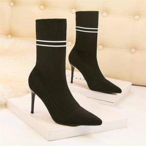 Elastic Sock Boots