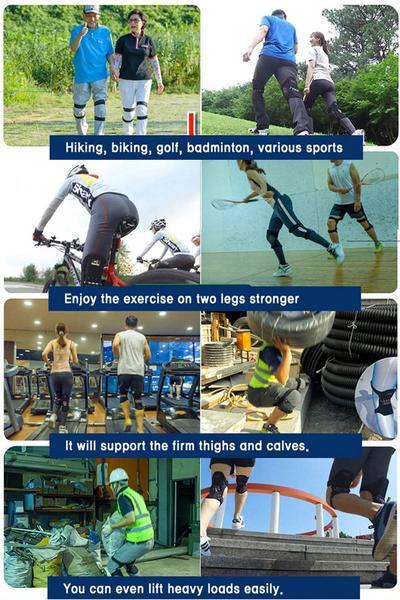 Power Knee Stabilizer Pads | Knee Pad