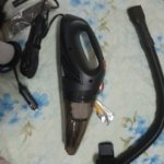 Portable Car Vacuum Cleaner photo review