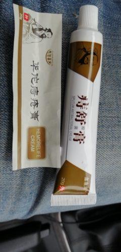 100% Herbal Best Hemorrhoid Cream photo review