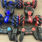 BEST RC CARS | GESTURE CONTROL-DOUBLE-SIDED STUNT CARS photo review