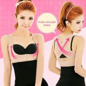 Chest Posture Corrector for women
