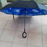 Best Double Layer Reverse Folding Umbrella photo review