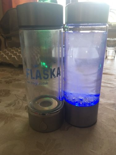 Portable Water Ionizer photo review