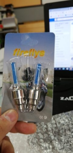LED Wheel Lights photo review