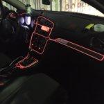 Car Neon Light Decor Lamp photo review