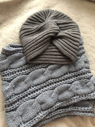 Best Quality INFINITY SCARF With Pocket photo review
