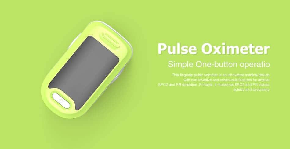 pulse oximeter amazon
