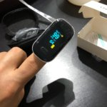 Best Pulse Oximeter For Home Use | Blood Oxygen Saturation Meter photo review